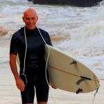 Alan Jansson surfer